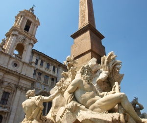 Rome obelisk