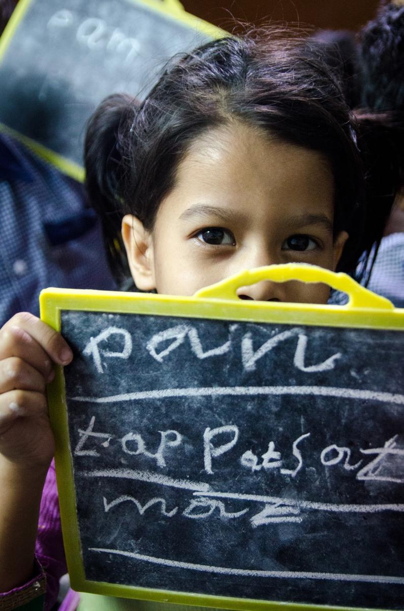 India: Teaching in Kolkata
